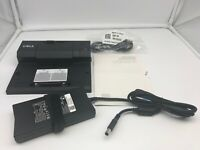 Dell E-Port Replicator SPR II 130w Docking Staion USB 3.0 VTMC3 BT#