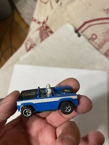 Estate Vintage Afx Aurora Thunder Jet 2 Driver Jeep? Vehicle  HO Slot Car # 11