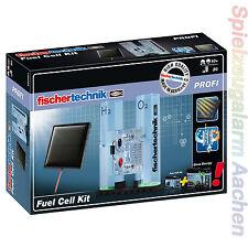 Fischertechnik 520401 PROFI Fuel Cell Kit Bauteile 20 BINSB OVP Education Spiele