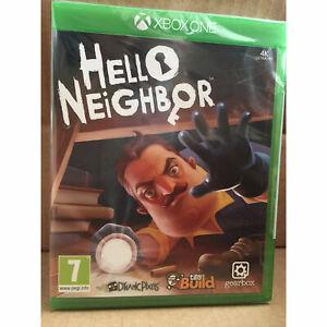 Hello Neighbor (Xbox One) UK PAL New & Sealed Game Neighbour