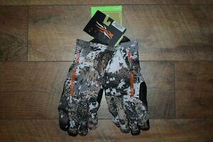 Sitka Gear Men's Stratus WS Glove 90093 Size M (Optifade Elevated II) NWT