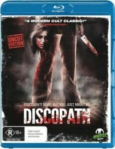 Discopath (Blu-ray, 2015) - Region B