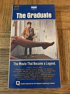 The Graduate VHS
