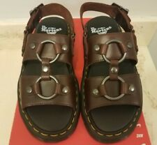 Dr. Martens Xabier Charro Brown Sandals Men's Size 11 / Women's Size 12