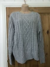 Atmosphere Women's Ladies Jumper Grey Size Uk 18