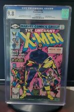 X-Men #136 CGC 9.8 White Pages! Llandra Appearance.  Classic Cover!