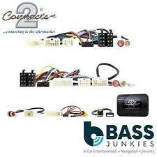 TOYOTA HILUX 2004 On USB AUX Retention Car Stereo Steering Wheel Interface Kit
