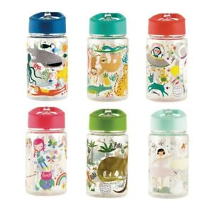 Floss & Rock Kids Water Drink Bottle Dinosaur, Jungle, Space, Fairy, Ballerina