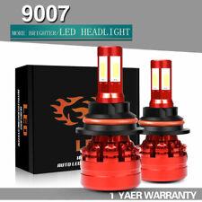 9007 LED Headlight Hi/Lo 6000K Bulbs for Ford F-150 1992-2003 F-250 1992-1999 DT