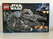 LEGO Star Wars 7965 Millennium Falcon NEW IN SEALED BOX RETIRED