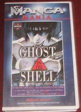 """Videocassetta/VHS """" GHOST IN THE SHELL """" cod. MM001"""