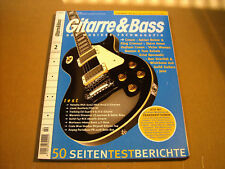 GITARRE & BASS - NR 2 2003 - CREAM BELEW & KING CRIMSON