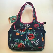 Pioneer Woman Insulated Lunch Bag, Country Garden,NWT