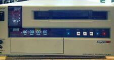 Sony Uvw-1800 Betacam Sp Editing Recorder/Player