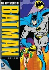 Adventures of Batman Complete Series 0883929340439 DVD Region 1