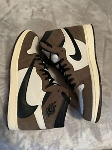 Travis Scott Jordan 1 Size 11. Preowned 9.9/10. OG Comes With Everything.