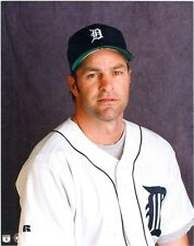 8 x 10 Color Glossy Photo: Kirk Gibson - Detroit Tigers