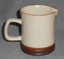 Denby POTTERS WHEEL PATTERN 1/2 PT Cream Pitcher ENGLAND
