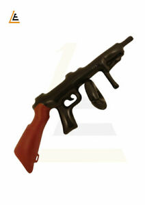 20s Gangster Mob Inflatable Blow Up Tommy Gun Fancy Dress 80cm Accessory Prop