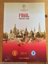 Teams L-N Champions League Final Football Programmes