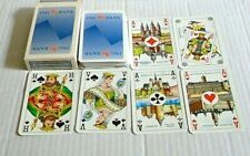 HOLLAND ING BANK Playing Cards Deck