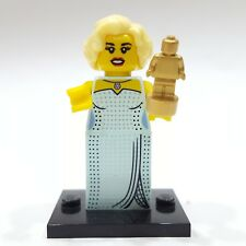 "LEGO Collectible Minifigure #71000 Series 9 ""HOLLYWOOD STARLET"" (Complete)"