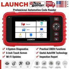 2020 ! LAUNCH X431 CRP123X OBD2 Car Scanner Automotive Diagnostic Tool 4 Systems