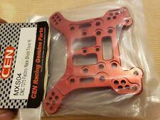 Cen racing mxs04 cnc rear aluminum shock tower 1/8 matrix buggy