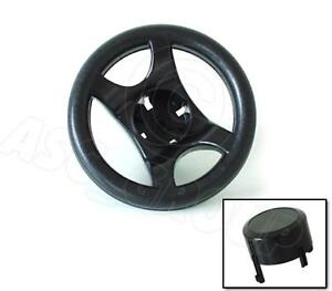 Rolly Toys - ROLLY Replacement STEERING WHEEL + CENTRE for Junior / Kid Tractors