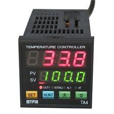 24V DC Dual Digital F/C PID Temperature Controller TA4-VSR analogue output 0-10V