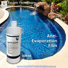 Aquatain 500ml for pools - Liquid Anti Evaporation Film & Water Surface Polish