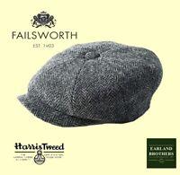 Failsworth Cappello Stile Mariner Breton in Melton