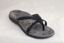 Orthaheel Scholl Orthotic Orthotics Women's Moraga Sandals Black