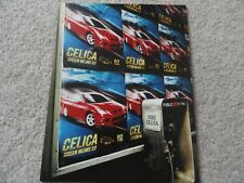 2002 Toyota Celica Sales Brochure