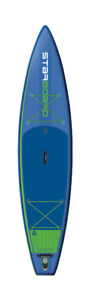 """STARBOARD ASTRO TOURING 11'6"""" X 30"""" Inflatable Stand Up Paddle Board With Pump"""