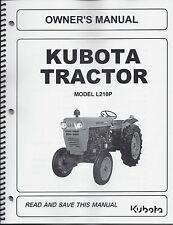 heavy equipment manuals books for kubota tractor for sale ebay rh ebay com kubota l3010 service manual download