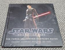 Star Wars Roleplaying Game The Force Unleashed Campaign Guide D20 RPG Saga