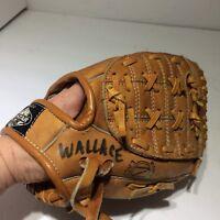VTG Nesco All Star Pro Right Hand Throw Leather Baseball Glove Mitt Youth BR-18
