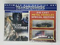 Transformers: The Last Knight Ultimate Gift Set(Blu-Ray+DVD +Digital & Vehicles)
