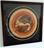 Dessin / aquarelle sous verre signé SEQUEIRA et datée 1941