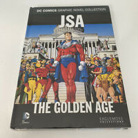 DC Comics Graphic Novel Collection JSA: The Golden Age Hardcover Book