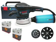 Bosch Exzenterschleifer GEX 125-150 AVE 060137B Schleifpapier 10x 2608605089