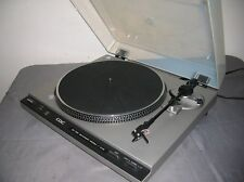CDC TURNTABLE ST510 ALL FUNCTIONS WORKING VGC , EXCL PLINTH JAPAN RECORD PLAYER