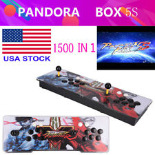 1500 in 1 Pandora Box  Video Games LED Arcade Game Console Double Stick Hot