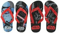 Disney Boys Character Flip Flops Star Wars