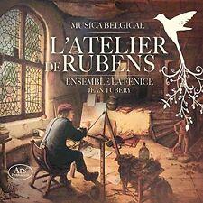 Bull / Eijck / Munnincks / Fenice / Tubery - L'Atelier de Rubens [New SACD]