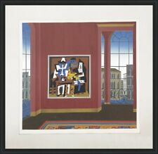 "THOMAS MCKNIGHT ""PICASSO IN VENICE"" 1982 