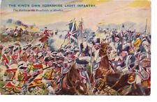 Kings Own Yorkshire Light Infantry, Battles for the Flag, Issued With Wizard