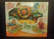 Bright Starts Tummy Cruiser Prop and Play Mat / Baby Gym