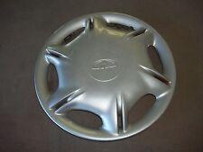 """1998 98 1999 99 Daewoo Nubira Hubcap Rim Wheel Cover Hub Cap 14"""" OEM USED 66501"""